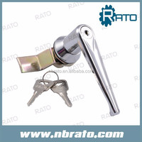 three point cabinet steel cabinet door lock