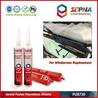 waterproof windshiled adhesive sealant polyurethane windscreen sealant car glass sealant