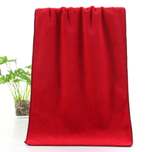 Wholesale china supplier bulk compressed microfiber hand towel