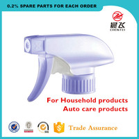 Car Care products with all plastice trigger sprayer