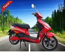350W Adult Mini Electric Motorcycle 2-wheel Street E-Scooter with 48V 20AH Lead Acid Batter from China Supply