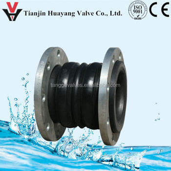 flexible Flange Extension Rubber pipe joints