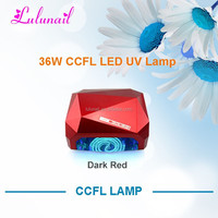 CCFL-D36 Yiwu Liancai LED Wholesales Diamond CCFL bulbs Nail UV Gel LED Lamp