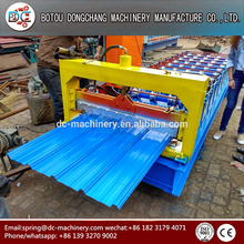auto cold roll forming machine for roofing or wall
