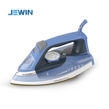 New design promotion plastic full function steam iron with ceramic soleplate