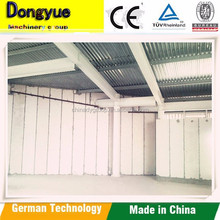 ALC panel use gypsum powder and joint adhesive