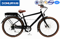 250W brushless rear hub drive motor buy cheap electric bike for sale in china,/low price chinese electric bicycle Max speed 30km