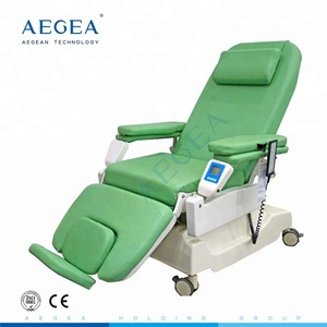 AG-XD206B Linak motor phlebotomy patient treatment dialysis chair