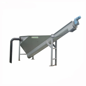 New type transmission device WSF sand water separator