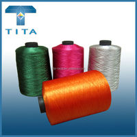 100% Polyester carpet thread and embroidery thread for embroidery
