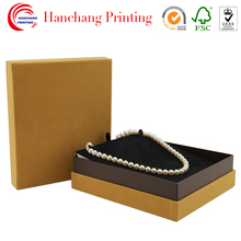 Hot selling Luxury jewelry box necklace hooks manufacturer in shanghai