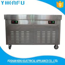 Processing With Supplied Samples Good Quality fry roll ice cream maker