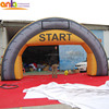 Customized design inflatable tire arch all printed made in China