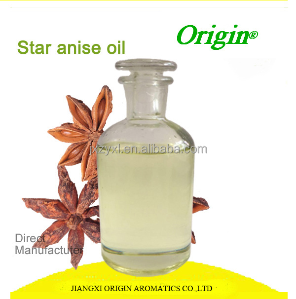Private labeled frangrance star anise oil in flavour & fragrance with free sample