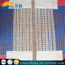 Factory wholesale PTFE Teflon Coated Fiberglass Open Mesh Conveyer Belt