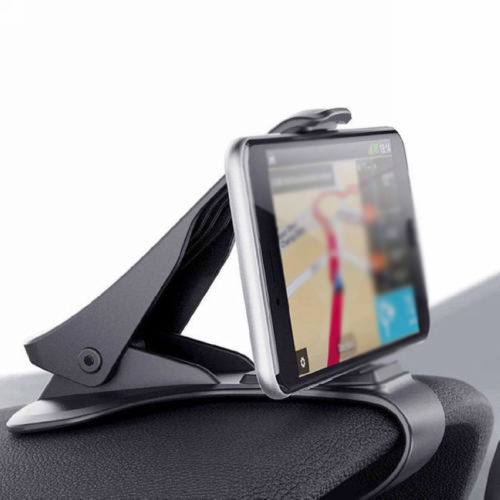 hot sale phone clip car dashboard clip mount holder for GPS and all mobile phone