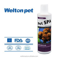 Flea & Tick Red Color Bath Foam dog shampoo
