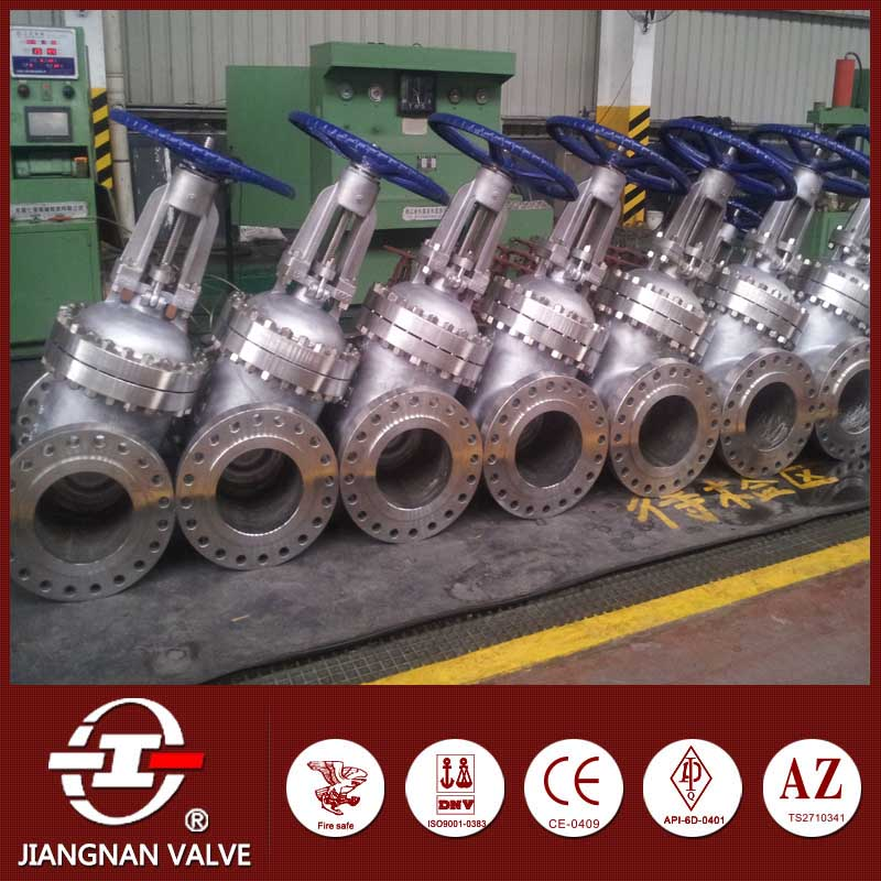automatic gate valve spindle API600