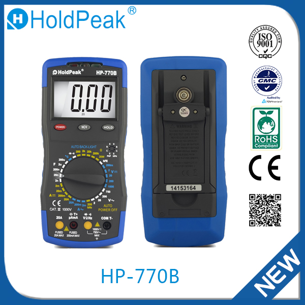 HP-770B Cheap and high quality digital multimeters