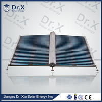 new green energy anti-freezing heat pipe solar collector