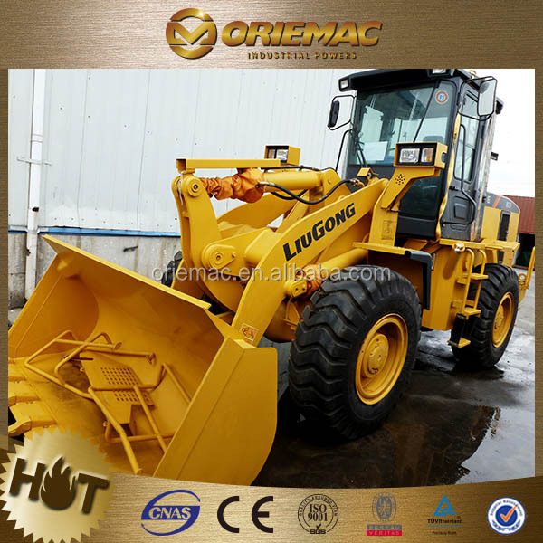 liugong wheel loader joystick 1.7cbm mini wheel loader
