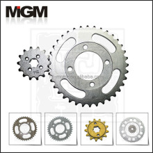Motorcycle sprocket manufacture, bajaj discover chain sprocket