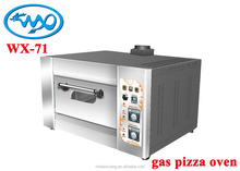 durable gas pizza ovens for sale / cheap gas pizza oven / commercial pizza baking oven
