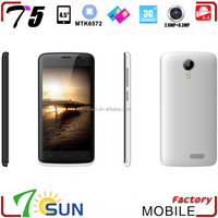 2015 new products Celular Barato Android 4.2 Dual Sim Wifi Whatsapp Camara smartphone