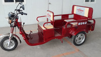 800W/1000W two passenger three wheel motorcycle