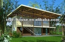 Prefab modular container home for villas(ready-built)