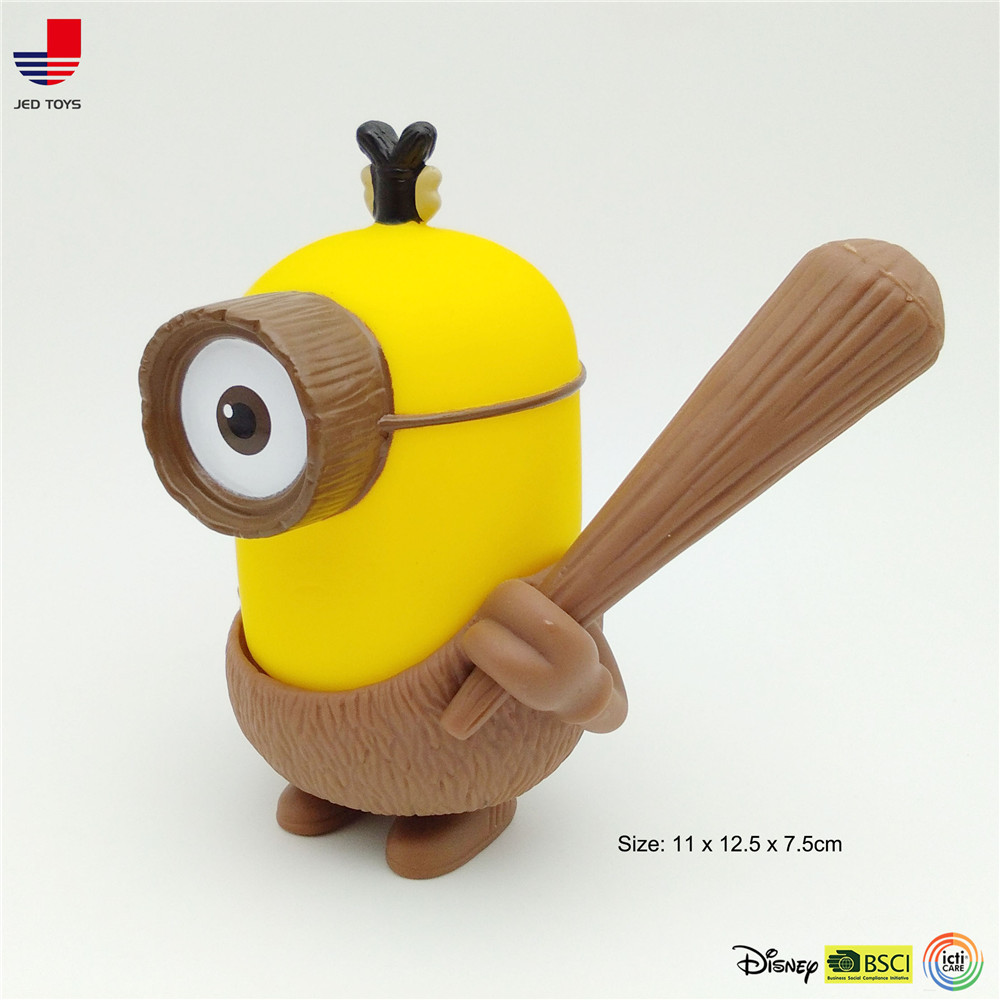 3D Mini Cartoon Coin bank Saving Pot