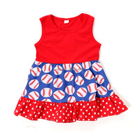 Buy Hot design a little baby dress wholesale price baby satin ...