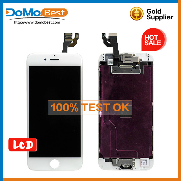 2016 touch digitizer mobile phone for iphone 6 lcd screen