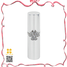 Women jewel silver mist spray bottle container limited collection