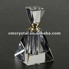 2016 pyramid crystal perfume bottle