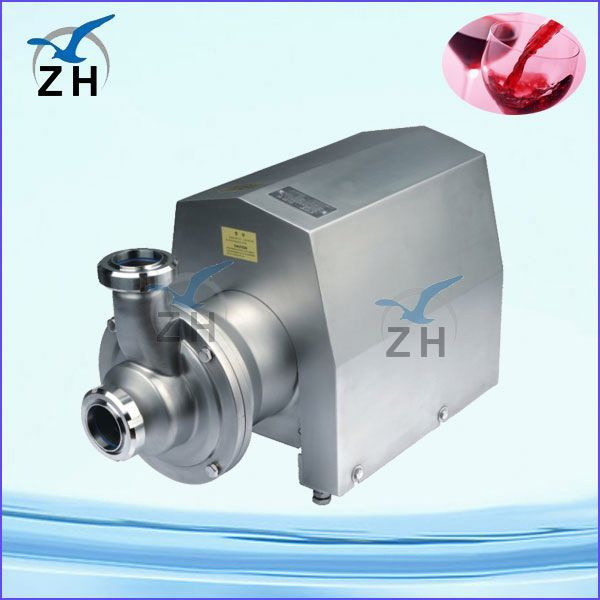 stainless steelself priming jet pump for beer