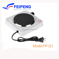 hot plate die casting iron camping electric stove