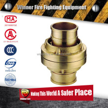 "High Quality Brass Germany European style Quick instanll 2.5"" Inch Fire Hose Coupling storz"