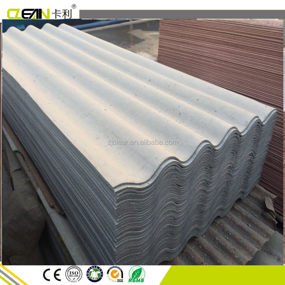 Fiber Cement corrugated Roofing Sheets factory price