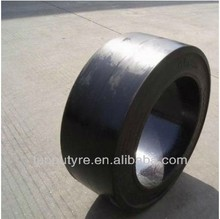 Hot Sales Press-on Solid 22*14*16 Forklift Tyre