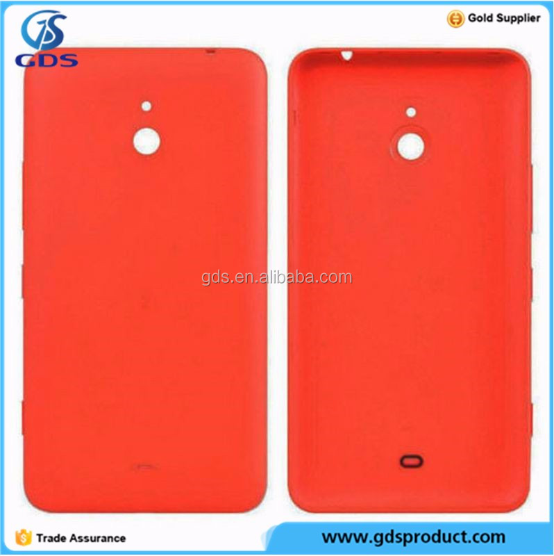 Orange Back Rear Housing Cover Battery Door Case For Nokia Lumia 1320