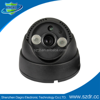 Dome Infrared Camera cctv camera parts sd card recording dome camera