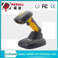 RD - 6870W 1D Wireless Laser USB Cordless Barcode Scanner Bar Code Gun Wireless POS Handheld Scan with memory