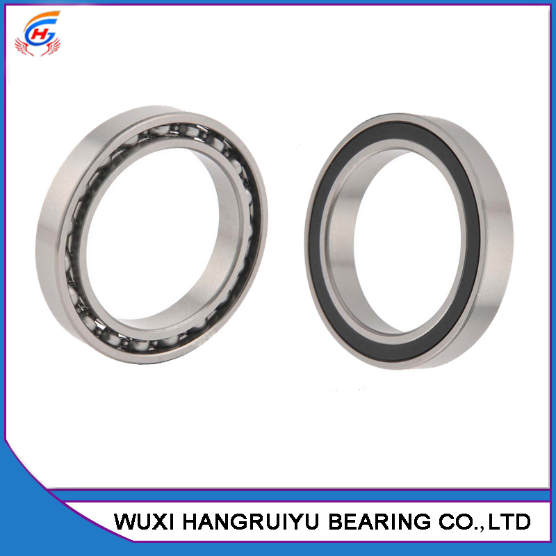 mental ball cage stainless steel radial rolling bearings C2 clearance 6710 6810 6910 63810 DDU LLU for remote control vehicles