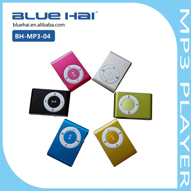 Top Selling Clip Sport MP3 ,Mini Clip MP3 Player Manual User MP3 Player