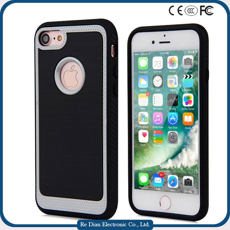 Hot selling deluxe grey tpu pc cases for girls