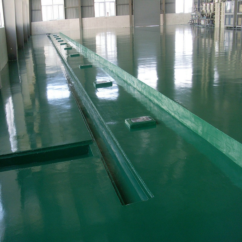 Liquid Chemistry Concrete Floor Hardener Sealer For Epoxy Flooring Paint