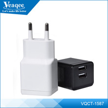 Veaqee high speed quick cell phone charger 2.0 for samsung galaxy s6