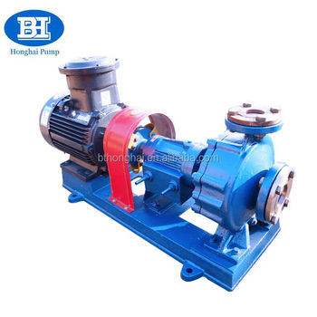RY series high temperature thermal oil pump centrifugal pump