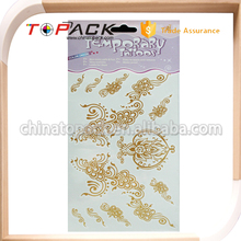 Custom Design Latest Hot Selling!! skin safe temporary tattoo sticker wholesale